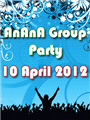 AnAnA Group Party 10 April 2012